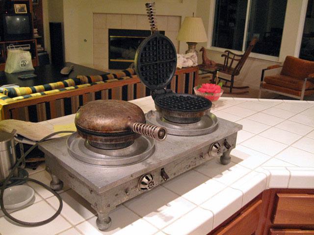 Waffle recipe malt